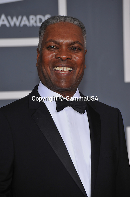 Booker T _616   -<br />  52nd Annual GRAMMY  Awards at the convention Center In Los Angeles.