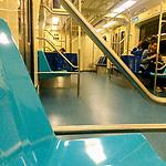 Estação do metro Sumare, São Paulo. Brasil. 2017. Foto de Manuel Lourenço.