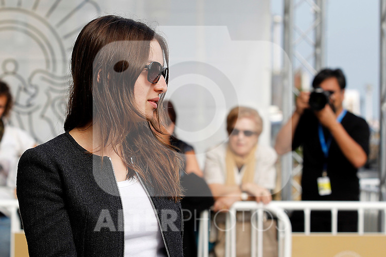 Spanish actress Maria Valverde during the 59th San Sebastian Donostia International Film Festival - Zinemaldia.September 23,2011.(ALTERPHOTOS/ALFAQUI/Acero)