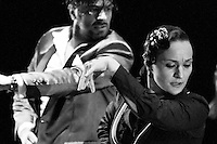 The great flamenco dancer born in Granada, made ​​a presentation of his new show: Gran Gala Flamenco in the Circulo de Bellas Artes in Madrid.