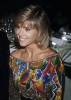 Jane Fonda 1982<br /> Photo By John Barrett/PHOTOlink.net / MediaPunch