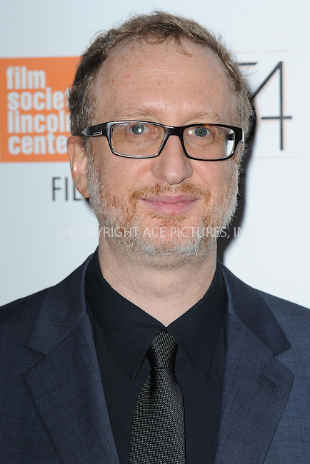 www.acepixs.com<br /> October 15, 2016  New York City<br /> <br /> James Gray arriving to the 54th New York Film Festival  'The Lost City of Z' premiere on October 15, 2016 in New York City.<br /> <br /> <br /> Credit: Kristin Callahan/ACE Pictures<br /> <br /> <br /> Tel: 646 769 0430<br /> Email: info@acepixs.com