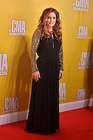 NASHVILLE, TN - NOVEMBER 1: Lisa Marie Presley on the Macy's Red Carpet at the 46th Annual CMA Awards at the Bridgestone Arena in Nashville, TN on Nov. 1, 2012. © mpi99/MediaPunch Inc. /NortePhoto