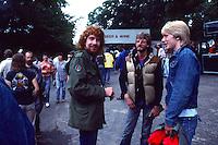 Merriweather Post Pavillion 20 June 1983 before the Grateful Dead Concert