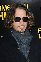 WWW.ACEPIXS.COM<br /> December 8, 2013...New York City<br /> <br /> Chris Cornell attends the 'American Hustle' screening at Ziegfeld Theater on December 8, 2013 in New York City. <br /> <br /> Byline: Kristin Callahan/Ace Pictures<br /> <br /> ACE Pictures, Inc.<br /> tel: 646 769 0430<br />       212 243 8787<br /> e-mail: info@acepixs.com<br /> web: http://www.acepixs.com