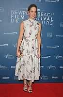 Joanne Froggatt at the Newport Beach Film Festival UK Honours, The Langham Hotel, Portland Place, London, England, UK, on Thursday 07th February 2019.<br /> CAP/CAN<br /> &copy;CAN/Capital Pictures