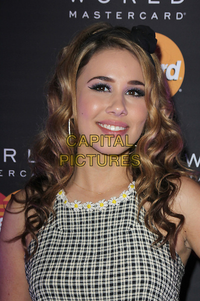 LOS ANGELES, CA - FEBRUARY 12: Haley Reinhart at the 2016 Grammys Radio Row Day 1 presented by Westwood One, Staples Center, Los Angeles, California on February 12, 2016.   <br /> CAP/MPI/DE<br /> &copy;DE//MPI/Capital Pictures