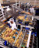 Pasta packaging plant