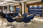 Brick House Blue Furniture Installation   Kimball