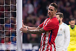 Atletico de Madrid Fernando Torres during La Liga match between Atletico de Madrid and Real Madrid at Wanda Metropolitano in Madrid, Spain. November 18, 2017. (ALTERPHOTOS/Borja B.Hojas)