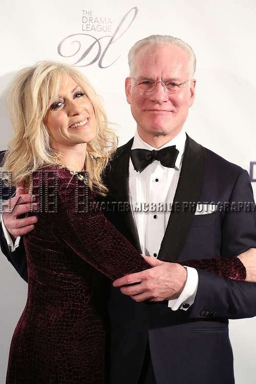 Judith Light and Tim Gunn attends the Drama League's 30th Annual 'Musical Celebration of Broadway' honoring Neil Patrick Harris at the Pierre Hotel on February 3, 2014 in New York City.