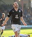 Dundee FC v Greenock Morton FC 28th Sept 2013