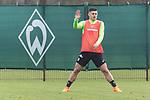11.04.2018, Trainingsgelaende, Bremen, GER, 1.FBL, Training SV Werder Bremen<br /> <br /> im Bild<br /> Milot Rashica (Werder Bremen #11), <br /> <br /> Foto &copy; nordphoto / Ewert