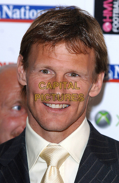 TEDDY SHERRINGHAM.attending The 2006 HMV Football Extravaganza, .Grosvenor House Hotel, London, England,.18th April 2006.portrait headshot.Ref: BEL.www.capitalpictures.com.sales@capitalpictures.com.©Tom Belcher/Capital Pictures.