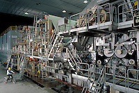 Domtar Paper mill, Ontaario, Canada