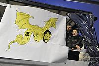 - Milano, 1 dicembre 2018, manifestazione contro la criminalizzazione degli immigrati da parte del decreto legge di Matteo Salvini, ministro dell'interno, e contro la trasformazione dei CPA, Centri di Prima Accoglienza in CPR, Centri per il Rimpatrio<br /> <br /> - Milan, 1 December 2018, demonstration against the criminalization of immigrants by the law decree of Matteo Salvini, Minister of the Interior, and against the transformation of the CPA, Centers of First Reception in CPR, Centers for Repatriation