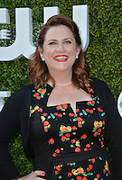 LOS ANGELES, CA. August 10, 2016: Donna Lynne Champlin at the CBS &amp; Showtime Annual Summer TCA Party with the Stars at the Pacific Design Centre, West Hollywood. <br /> Picture: Paul Smith / Featureflash