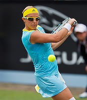 21-06-13, Netherlands, Rosmalen,  Autotron, Tennis, Topshelf Open 2013, , Kristen Flipkens <br /> <br /> Photo: Henk Kosterr