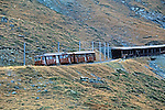 Zermatt To Gonergrat