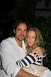 All My Children's Thorsten Kaye and One Life To Live Susan Haskell at SoapFest's Celebrity Weekend -  A Night of Stars - a VIP event with dinner, autographs, photos, silent and live auction on November 10, 2012 at Bistro Soleil at Old Historic Marco Inn (Photo by Sue Coflin/Max Photos)