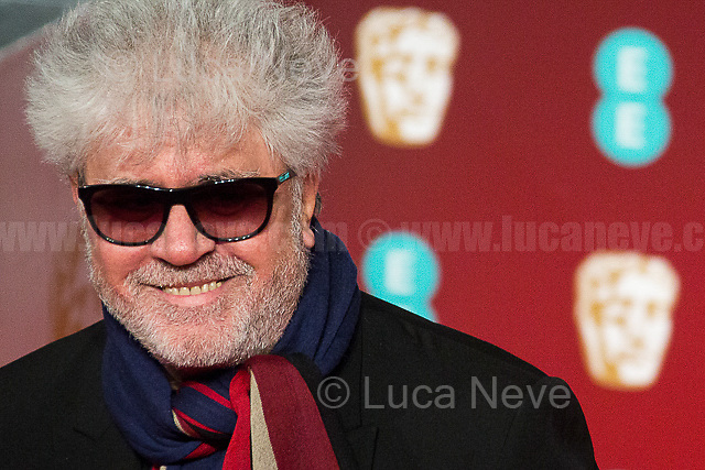 Pedro Almodovar. <br />