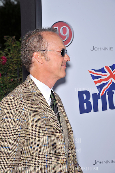 Michael Keaton at the champagne launch celebration for Brit Week 2008 at the British Consul General's official residence in Los Angeles..April 24, 2008  Los Angeles, CA.Picture: Paul Smith / Featureflash