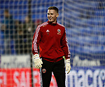 Dean Henderson of Sheffield Utd during the FA Cup match at the Madejski Stadium, Reading. Picture date: 3rd March 2020. Picture credit should read: Simon Bellis/Sportimage