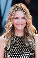 VENICE, ITALY - SEPTEMBER 5: Michelle Pfeiffer attends the premiere for Mother during the 74th Venice Film Festival on September 5, 2017 in Venice, Italy.<br /> CAP/BEL<br /> &copy;BEL/Capital Pictures