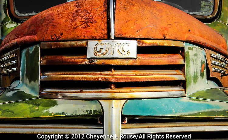 """Lust for Rust"" - GMC - New Mexico"