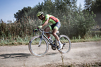 Baptiste Planckaert (BEL/Bingoal-WB)<br /> <br /> Antwerp Port Epic 2020 <br /> One Day Race: Antwerp to Antwerp 183km; of which 28km are cobbles and 35km is gravel/off-road<br /> Bingoal Cycling Cup 2020