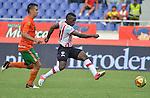 Atletico Junior  derroto al Envigado 4x0 en la liga postobon torneo  apertura  del fubol  colombiano