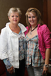 Jill and Chloe Sexton at the City North Wedding Fair...Picture Jenny Matthews/Newsfile.ie