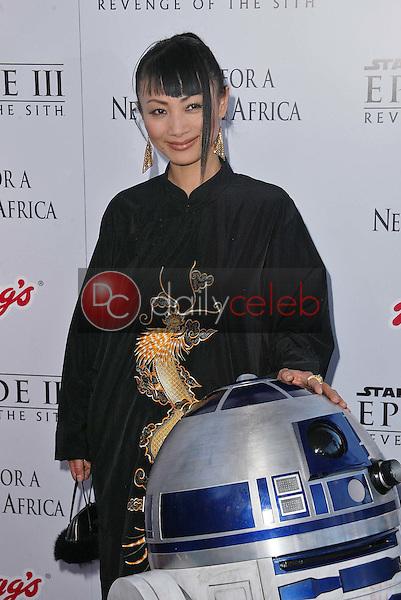 "Bai Ling<br /> at the ""Star Wars: Revenge Of The Sith"" Los Angeles Premiere, Mann Village, Westwod, CA 05-12-05<br /> David Edwards/DailyCeleb.Com 818-249-4998"