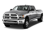 Front three quarter view of a 2013 Dodge Ram 3500 Big Horn Crew Cab2013 Dodge Ram 3500 Big Horn Crew Cab