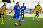 Sebastian Rudy (TSG 1899 Hoffenheim, #16), links Julian Brandt (Borussia Dortmund, #19); 1. Fussball-Bundesliga; Borussia Dortmund - TSG Hoffenheim am 27.06.2020 im Signal-Iduna-Park in Dormund (Nordrhein-Westfalen). <br /> <br /> FOTO: BEAUTIFUL SPORTS/WUNDERL/POOL/PIX-Sportfotos<br /> <br /> DFL REGULATIONS PROHIBIT ANY USE OF PHOTOGRAPHS AS IMAGE SEQUENCES AND/OR QUASI-VIDEO. <br /> <br /> EDITORIAL USE OLNY.<br /> National and<br /> international NewsAgencies OUT.<br /> <br /> <br /> <br /> Foto © PIX-Sportfotos *** Foto ist honorarpflichtig! *** Auf Anfrage in hoeherer Qualitaet/Aufloesung. Belegexemplar erbeten. Veroeffentlichung ausschliesslich fuer journalistisch-publizistische Zwecke. For editorial use only. DFL regulations prohibit any use of photographs as image sequences and/or quasi-video.