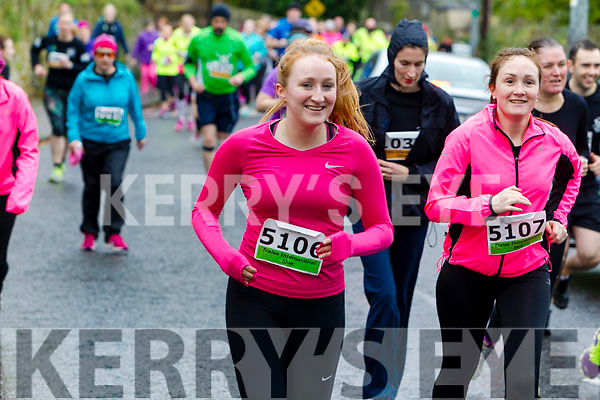 Ortaith Casey runners who took part in the 5k and 10k at the Kerry's Eye Tralee International Marathon on Saturday last.
