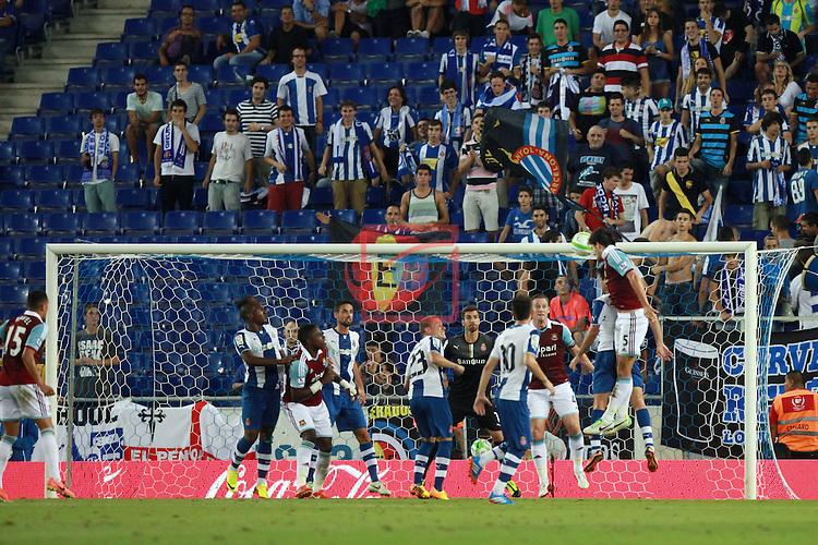 XXXIX Trofeu Ciutat de Barcelona.<br /> XVII Memorial Fernando Lara.<br /> 2013-09-05:RCD Espanyol vs West Ham United FC: 0-1.