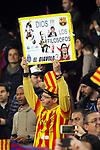 UEFA Champions League 2016/2017.<br /> Round of 16 2nd leg<br /> FC Barcelona vs Paris Saint-Germain: 6-1.