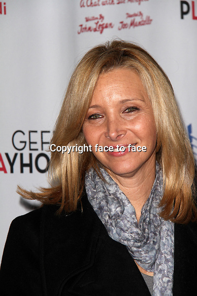 WESTWOOD, CA - December 05: Lisa Kudrow at the &quot;I'll Eat You Last: A Chat With Sue Mengers&quot; Opening Night, Geffen Playhouse, Westwood, December 05, 2013. <br />