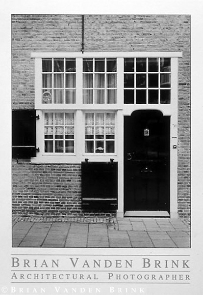 DOORWAY<br /> Delft, The Netherlands &copy; Brian Vanden Brink, 1986