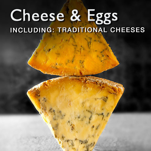 Food Pictures & images of cheese & fresh eggs