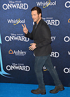 """LOS ANGELES, CA: 18, 2020: Chris Pratt at the world premiere of """"Onward"""" at the El Capitan Theatre.<br /> Picture: Paul Smith/Featureflash"""