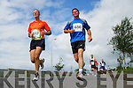 \882\ and Anthony Kennedy pictured at the Rose of Tralee International 10k Race in Tralee on Sunday.