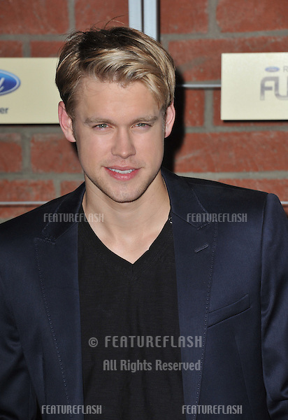 Glee star Chord Overstreet at the Fox Fall Eco-Casino Party in Culver City..September 10, 2012  Culver City, CA.Picture: Paul Smith / Featureflash