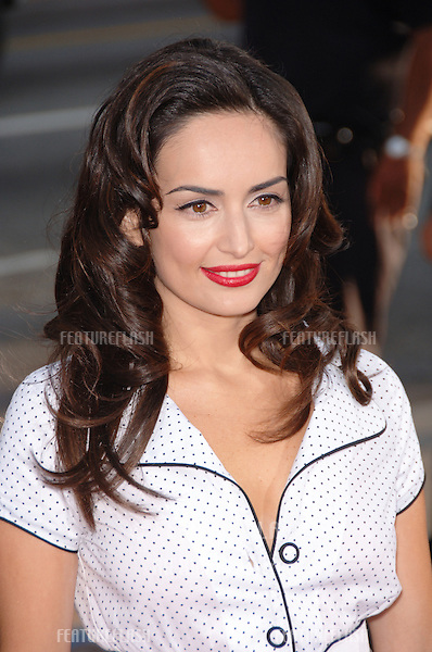 "Actress ANA DE LA REGUERA at the world premiere, in Hollywood, of her new movie ""Nacho Libre""..June 12, 2006  Los Angeles, CA.© 2006 Paul Smith / Featureflash"