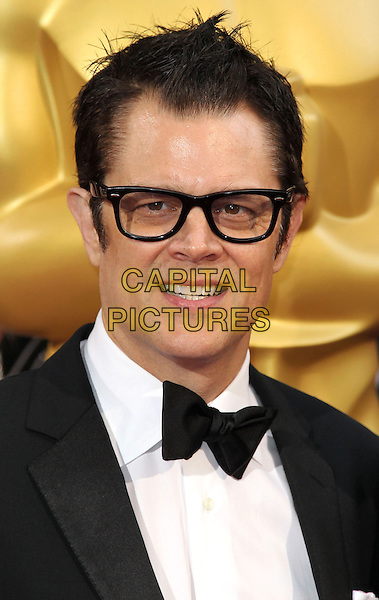 02 March 2014 - Hollywood, California - Johnny Knoxville. 86th Annual Academy Awards held at the Dolby Theatre at Hollywood &amp; Highland Center. <br /> <br /> CAP/ADM/RE<br /> &copy;Russ Elliot/AdMedia/Capital Pictures