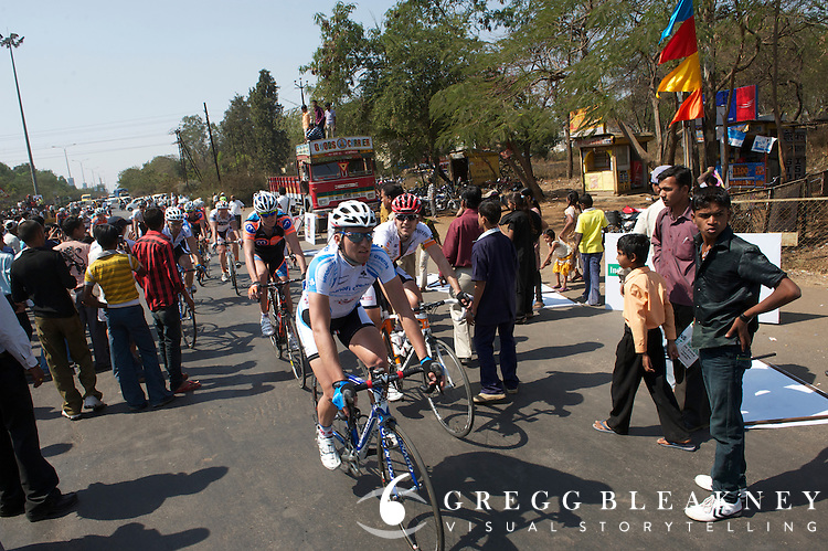 Nasik Stage - Tour of India  Team Type 1