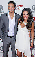 PACIFIC PALISADES, CA - JUNE 17: Matt Cedeno and Erica Franco Cedeno attend the Lifetime original series 'Devious Maids' premiere party held at Bel-Air Bay Club on June 17, 2013 in Pacific Palisades, California. (Photo by Celebrity Monitor)