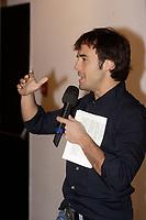 Sebastien Benoit<br /> <br /> 200 ieme emission de LA FUREUR, produit par Novem et diffusee sur les ondes de Radio-Canada<br /> <br /> photo :  Images Distribution