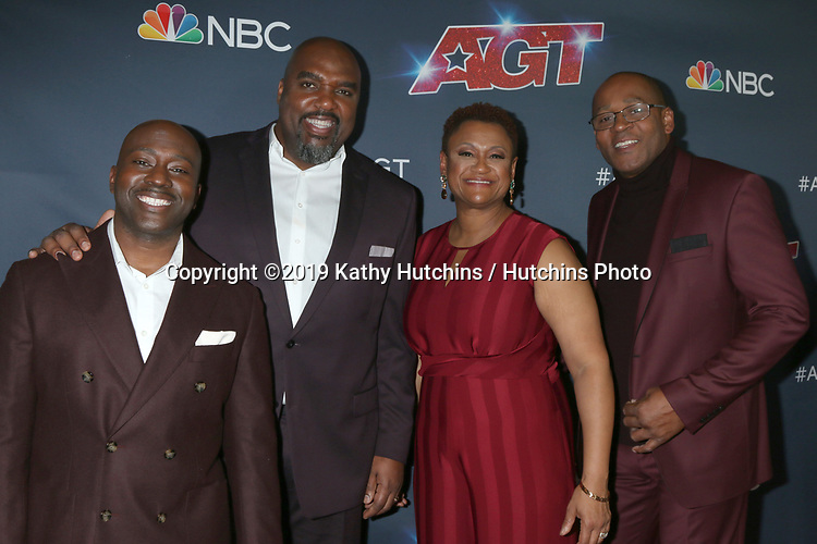 "LOS ANGELES - SEP 18:  Voices of Service at the ""America's Got Talent"" Season 14 Finale Red Carpet at the Dolby Theater on September 18, 2019 in Los Angeles, CA"